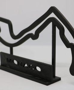 F1 Race track MONACO 27x17 cm 4 scaled