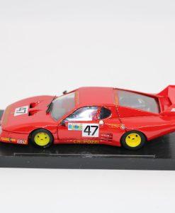 Ferrari BB 512 le mans 1981 n47 scaled