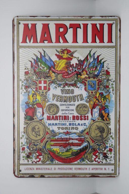 Replica Martini 30x20cm scaled