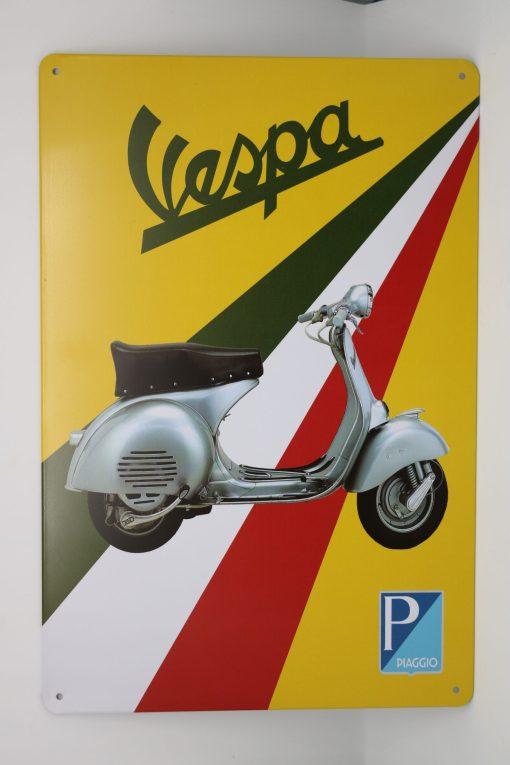 Replica Vespa 30x20cm scaled