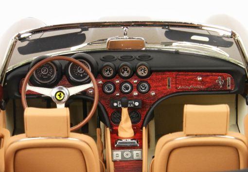 BBR 118 Ferrari 365 California Chassis SN 9631 6