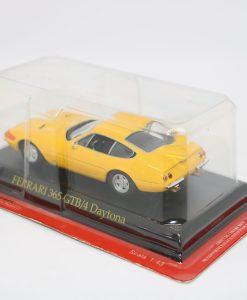 DIE CAST 143 ALTAYA FERRARI 365 GTB4 Daytona Gialla 2 scaled