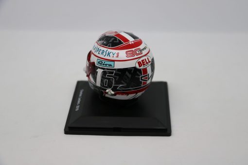 Spark 15 Mini Helmet Charles Leclerc 16 7 scaled