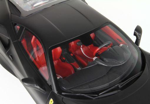 118 BBR MODELS Ferrari F8 Tribute Nero Opaco P18171MB1 5