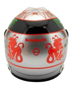 12 Michael Schumacher Helmet 300 gp Spa 4