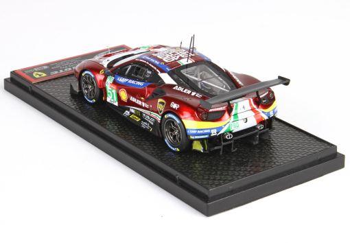 Ferrari 488 GTE PRO Le Mans 2019 Winner Le Mans 2019 Team AF CORSE 2 1