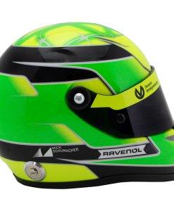 Mick Schumacher miniature helmet Belgium Spa 2017 scala 12 3