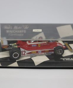 Minichamps 143 Ferrari 312 T4 G. Villeneuve 1 scaled