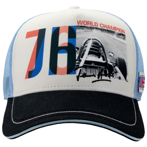 Cappellino James Hunt JH76 4