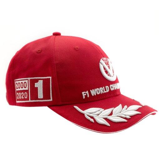 Cappellino Michael Schumacher World Champion 2000 Limited Edition 2