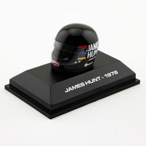 Mini Helmet 18 James Hunt 1976