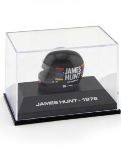 Mini Helmet 18 James Hunt 1976ù