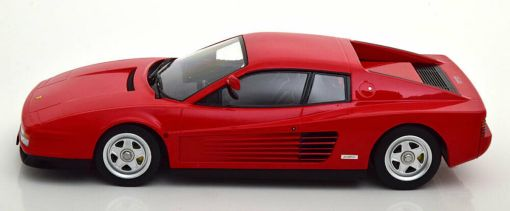 Modellino Ferrari 1 18 Testarossa Monospecchio KK laterale