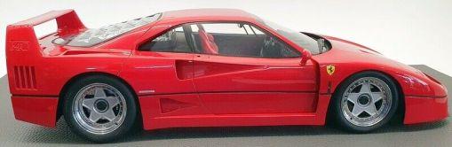 Modellino TOP MARQUES Ferrari F40 1987 Rossa 1 12 laterale
