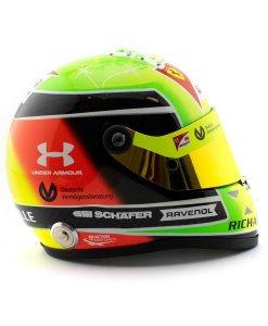 Mini Helmet 12 Mick Schumacher 2020 Driver accademy 2