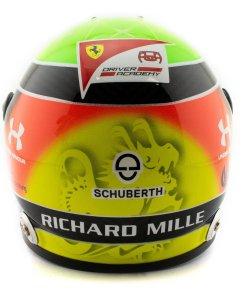 Mini Helmet 12 Mick Schumacher 2020 Driver accademy 4