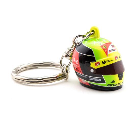 Portachiavi Minichamps Mick Schumacher mini casco 3D 2020 2