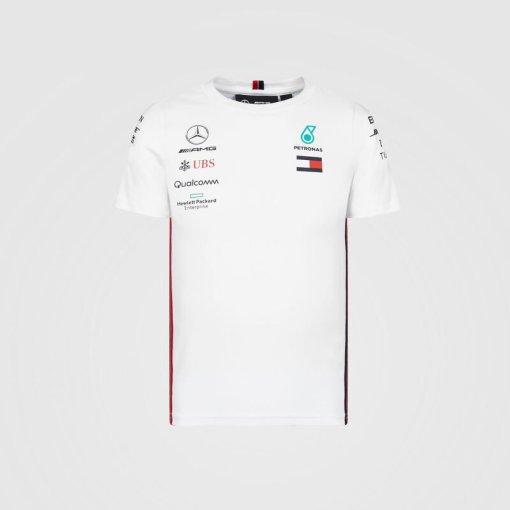 T shirt Mercedes AMG Petronas Team F1 Uomo