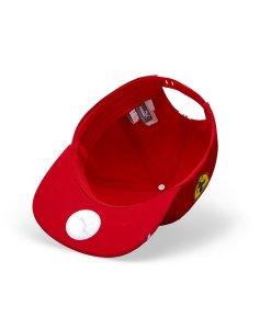 Cappellino Charles Leclerc 16 Scuderia Ferrari Puma F1 Replica Team 2020 Adulto Unisex retro