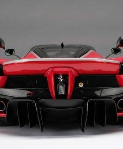 Modellino Auto Amalgam 18 Ferrari FXXK Rosso Limited Ed 199 pcs. retro