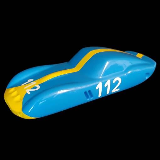 Sculturia Cars Ferrari 250 GTO svedese 8