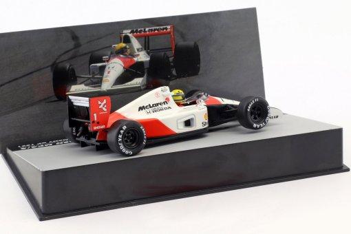 Ayrton Senna McLaren MP46 1 World Champion formula 1 1991 143 1