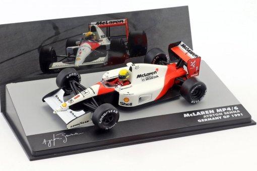 Ayrton Senna McLaren MP46 1 World Champion formula 1 1991 143