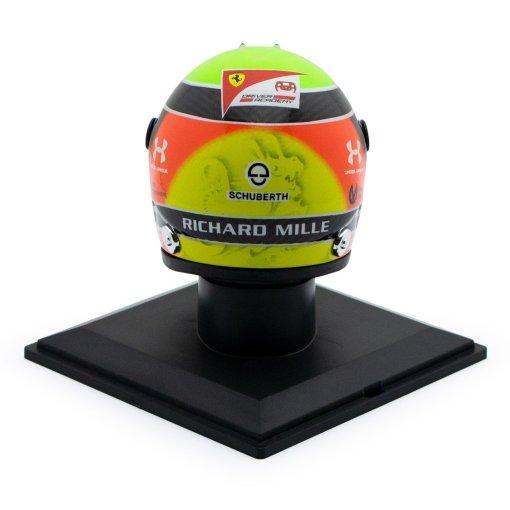 Mick Schumacher miniature helmet 2020 14 retro