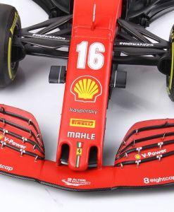 Modellino F1 BBR Models 118 Ferrari Sf1000 Charles Leclerc 2020 Red Bull ring musetto