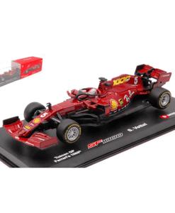Vettel SF1000 GP Tuscany Bburago Signature 1 43 2 min