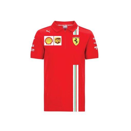 Polo Puma Ferrari Team F1 2020 Uomo