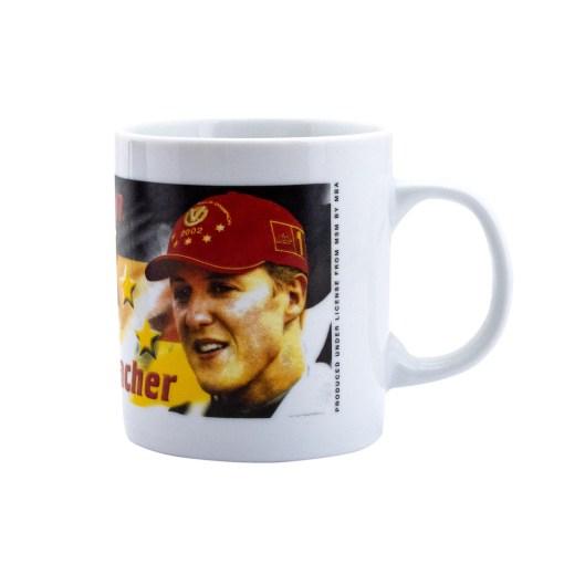 Tazza Michael Schumacher ceramica