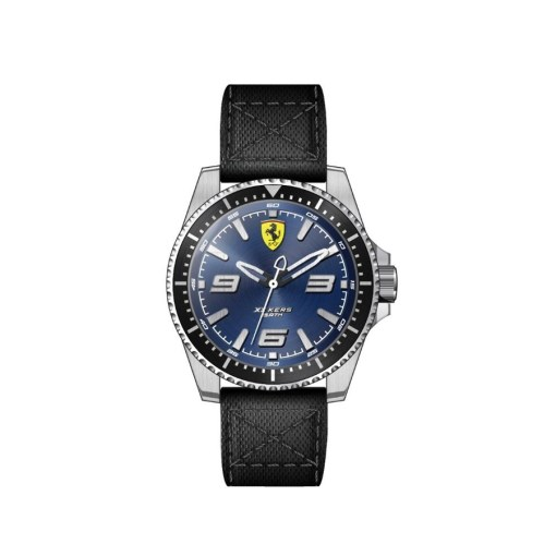 orologio scuderia ferrari xx kers blu