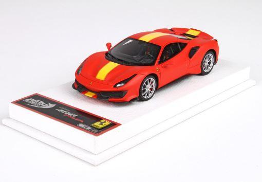 Ferrari 488 Pista Rosso SF90 F1