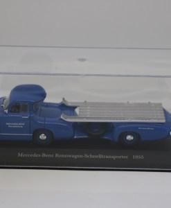 143 Mercedes Benz Rennwagen Schnelltransporter 1955 1