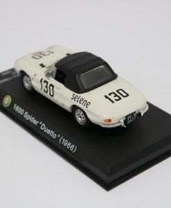 Alfa Romeo 143 1600 Spider Duetto 1966 Gran Premio del Mugello 2