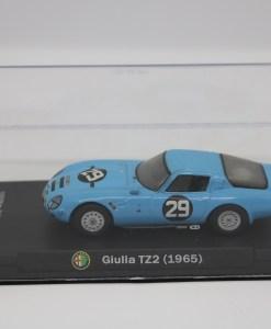 Alfa Romeo Giulia TZ2 1965 1000km di Monza 1967 3