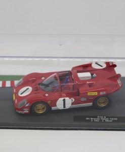 Altaya 143 Ferrari 512 S 6h Brands Hatch 1970 J.
