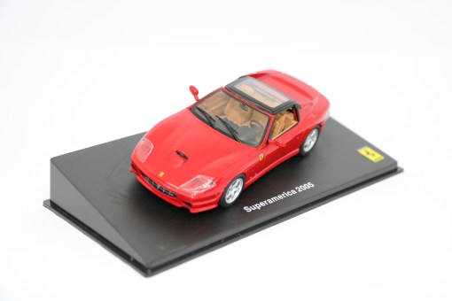 FERRARI GT COLLECTION 143 Superamerica 2005 2
