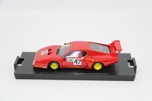 Ferrari BB 512 le mans 1981 n47