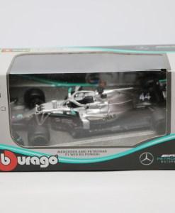 Bburago 143 Mercedes F1 W10 Lewis Hamilton 44 Die Cast 1
