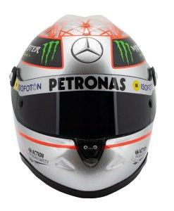12 Michael Schumacher Helmet 300 gp Spa 1