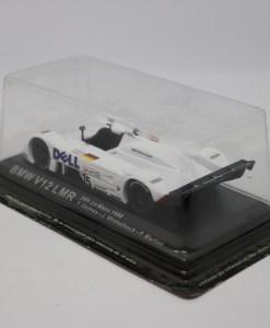 143 Altaya BMW V12 LMR 24H Le Mans 1999 Dalmas Winkelhock Martini 3