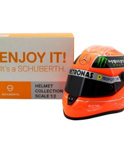 Michael Schumacher Helmet GP Formula 1 2012 12 6