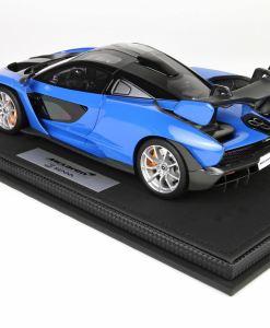 BBR 118 McLaren Senna 2018 Azura Blue 3