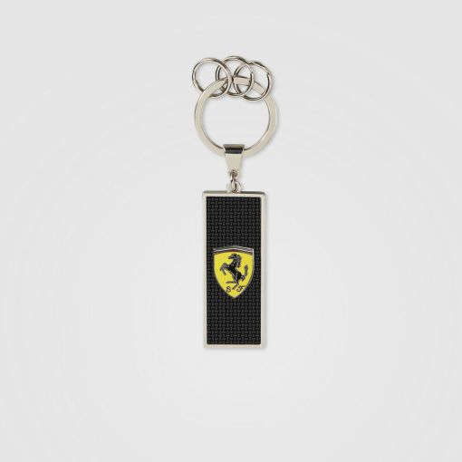 Portachiavi Scuderia Ferrari metallo