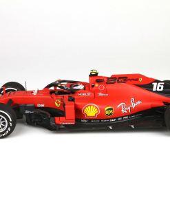 BBR 118 Ferrari SF90 GP Italy Monza 2019 Leclerc laterale