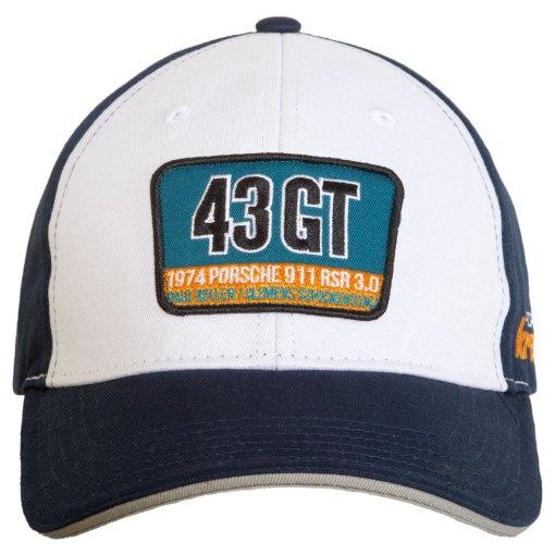 Cappellino Porsche Kremer Racing GT 43 3