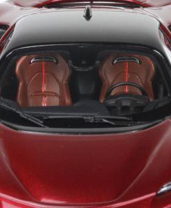 BBR 143 Ferrari SF90 Stradale Rosso Met FRONTALE