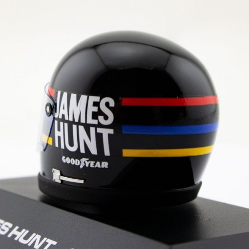 Mini Helmet 18 James Hunt 1976 5